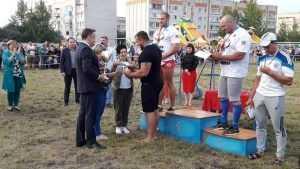 В Брянской области прошло спортивное шоу «Силовой экстрим – Богатыри Брянщины»