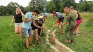 В Севском районе Брянской области прошел фестиваль «Дружба без границ»