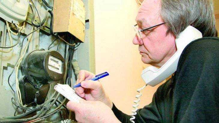Житель Белых Берегов пожаловался на электросети