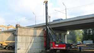 В Брянске начали демонтаж последнего пролёта Первомайского моста