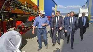Брянская область подтвердила почетный статус картофельной столицы