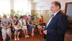 Брянского депутата Госдумы Пайкина силой посадили в кресло губернатора