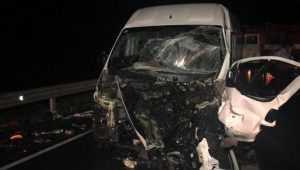 Под Жуковской в ДТП с маршруткой погибла женщина и ранены 11 человек