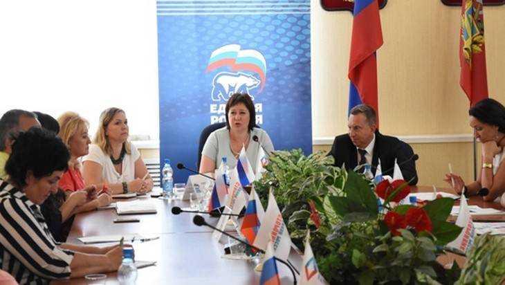 В Брянске обсудили перспективы некоммерческих организаций