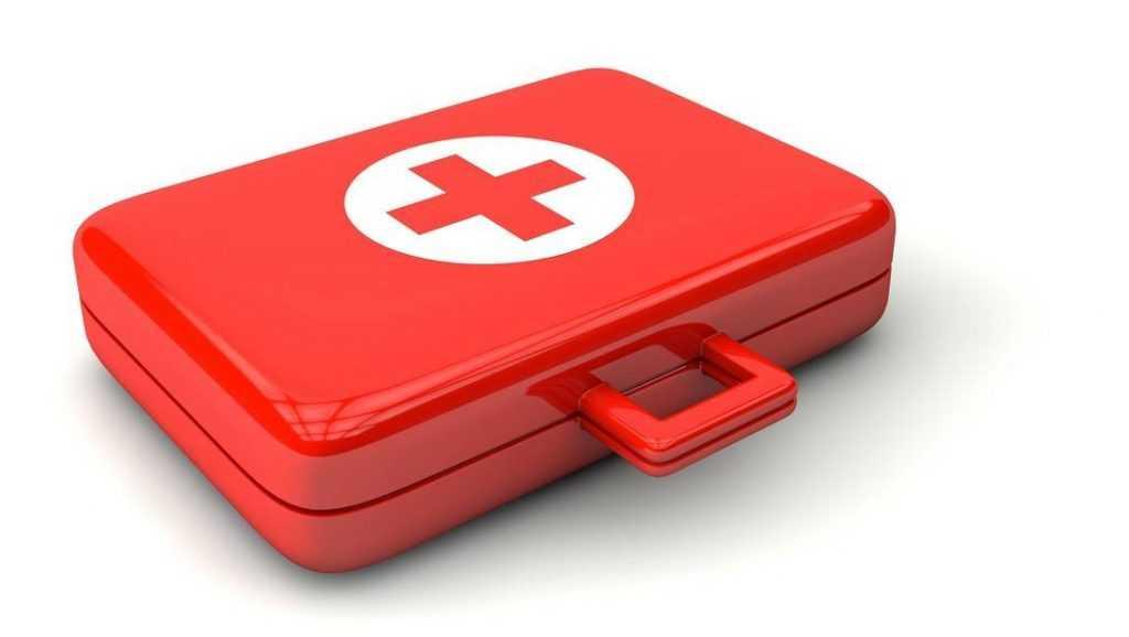 Для чего нужна аптечка первой помощи