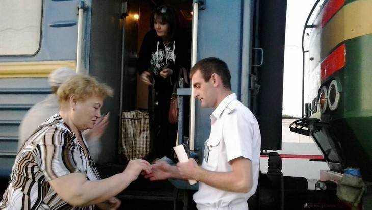 Через Брянск перестанут ходить украинские поезда
