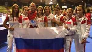 Брянская спортсменка стала бронзовым призером первенства Европы