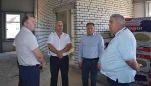 В Брянской области Суражский ФОК достроят к концу 2018 года