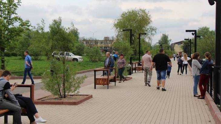 В Брянске на набережной откроют общественный туалет