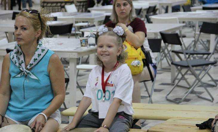 Команда фонда «Добрый журавлик» победила на Всемирных детских играх