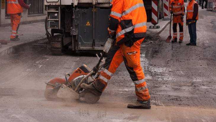 В Брянске перекроют дорогу из-за прокладки газопровода