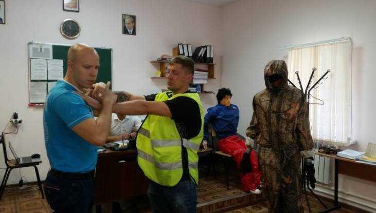 В Брянске открыли курсы подготовки народных дружинников