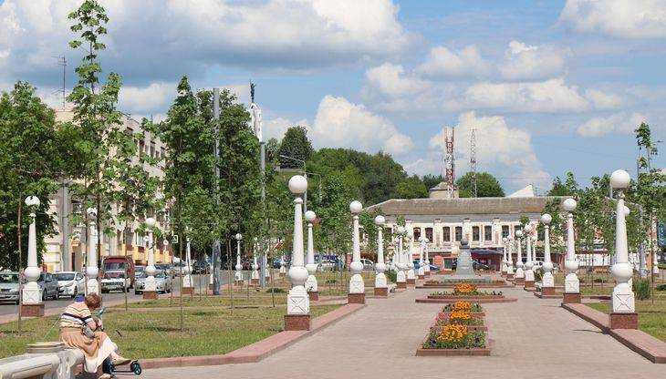 Семеновский сквер Брянска назвали лютейшим колхозом