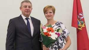 Впервые присвоено звание «Заслуженный строитель Брянской области»
