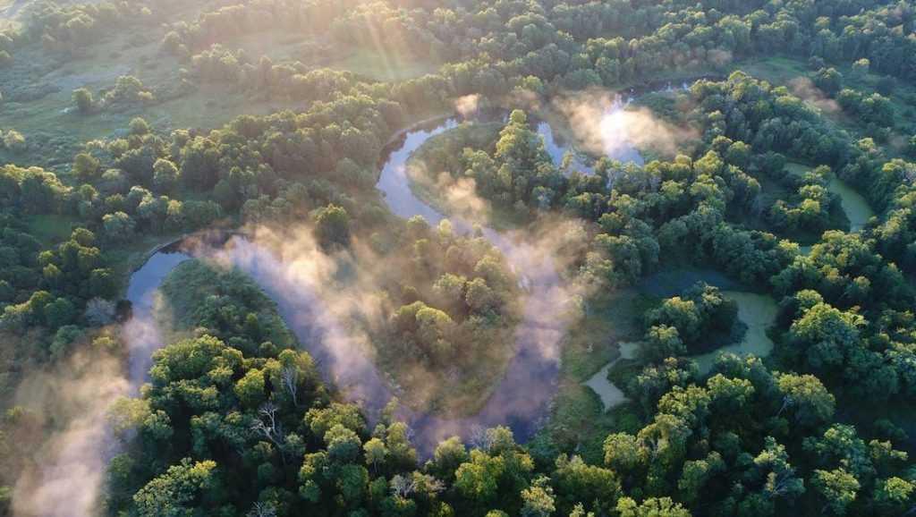 Брянский фотограф Шпиленок показал сказочную красоту Неруссы