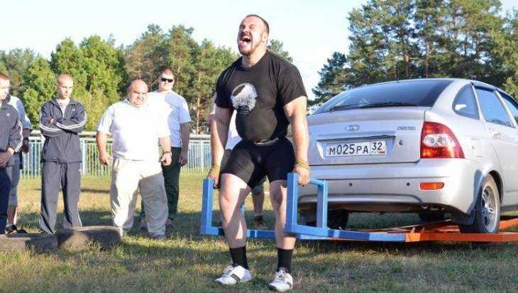 Богатыри 30 августа померятся силой в Фокино Брянской области