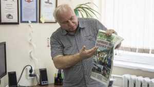 Юные журналисты побывали в гостях у «Брянской учительской газеты»