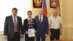 Команда Брянской области вошла в десятку лучших в игре «Победа»