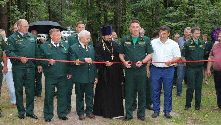 Брянские «кордоны лесника» вызвали интерес в Москве