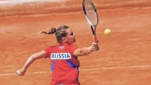 Брянская теннисистка Коваль стала второй на первенстве Европы