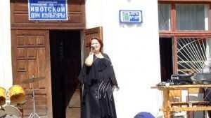 Заместитель брянского губернатора Коробко посетил дом культуры в Ивоте
