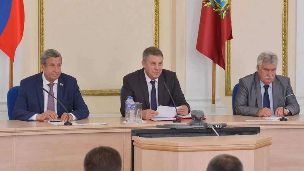 Летописцам брянского губернатора поставили пятерку