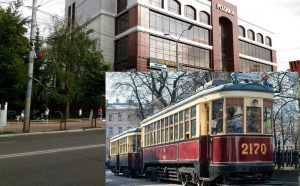 Гости Брянска прокатились по городу на трамвае