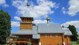 В брянский Николо-Одринский монастырь привезли мощи Иоанна Предтечи