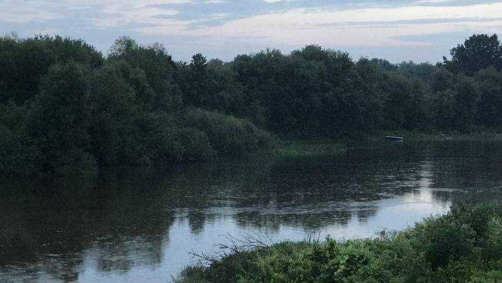 В Погаре в реке Судости утонул 36-летний мужчина
