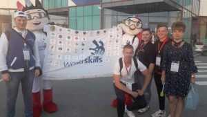 Брянский парень стал первым в финале чемпионата WorldSkills