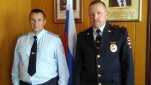 Брянских полицейских поблагодарили за спасение грибников