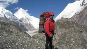 Стало известно о состоянии разбившегося в горах Таджикистана брянского врача
