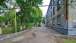 В Фокинском районе Брянска до конца года отремонтируют 8 дворов