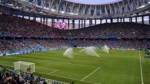 Роспотребнадзор выступил против возврата пива на стадионы