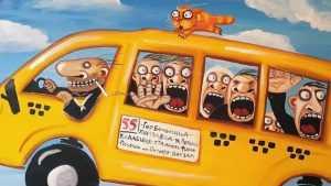 Минтранс может ввести предрейсовую видеофиксацию пассажирских автобусов
