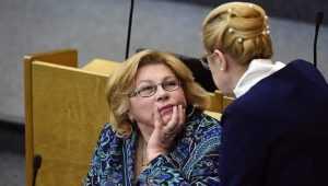 Депутат Госдумы Драпеко загадочно высказалась о брянских правоохранителях