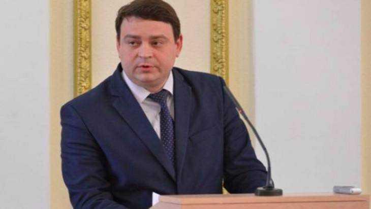 Сергей Мотылев возглавил департамент природных ресурсов Брянщины