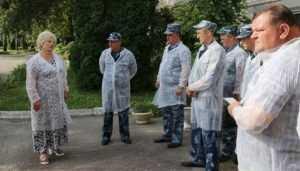 ФСИН оценила работу брянского экс-губернатора Денина на «Снежке»