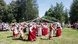 В Брянске праздник «Яблочный спас» отметят обрядовым фестивалем