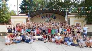 Брянские волонтеры провели в санатории «Снежка» исторический квест