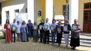 Брянский музей Тютчева провел литературный конкурс «Мыслящий тростник»