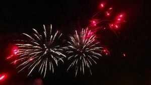 Жирятинский район отпраздновал 33-летие 36 залпами салюта