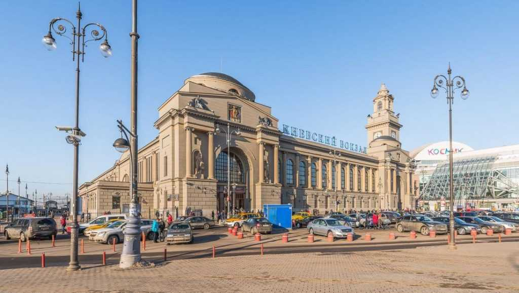 Украинский министр решил переименовать Киевский вокзал в Брянский