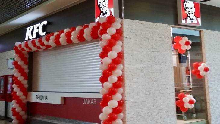 В брянском ТРЦ «Аэропарк» заявили, что не знают о дате открытия KFC