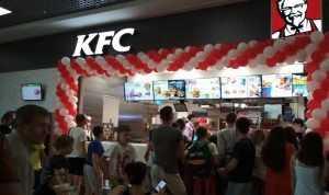 Радостные толпы голодных брянцев поспешили в открывшийся KFC