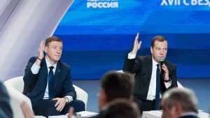 «Единая Россия» предложила отменить все пенсионные депутатские льготы