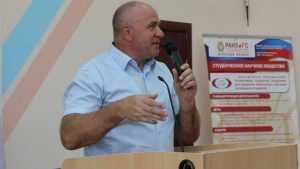 Брянский депутат Анатолий Бугаев принял участие в заседании «Единой России»