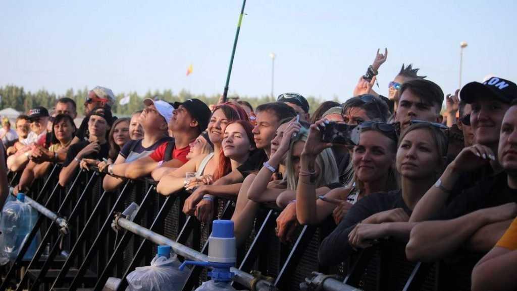 Брянцы привезли домой заряд бодрости с рок-фестиваля «Чернозем»