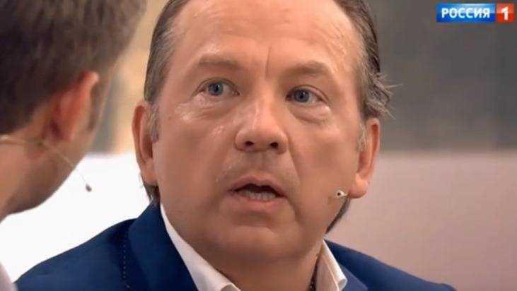 Актёр Андрей Федорцов на канале «Россия 1» рассказал о брянских родственниках