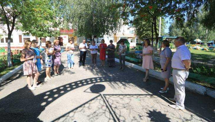 Детские сады Брянска прошли проверку готовности к новому учебному году